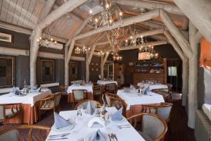 Ресторан / где поесть в Эко-Отель Эхо