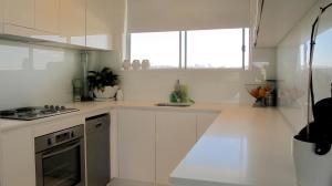 A kitchen or kitchenette at Bondi Beach Getaway - A Bondi Beach Holiday Home
