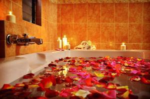 Un baño de Hotel Posada Kenmar