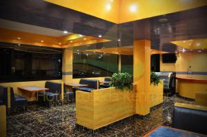 El vestíbulo o zona de recepción de Hotel Posada Kenmar
