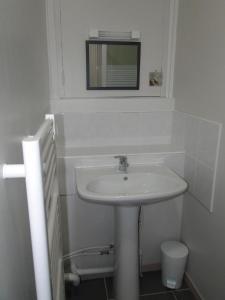 Salle de bains dans l'établissement Studio Dadi