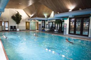 The swimming pool at or near Lancaster House Hotel