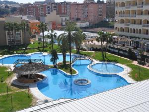 Vista de la piscina de Evenia Olympic Resort o alrededores