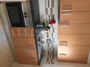Una cocina o zona de cocina en Apartment Traginers