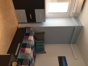 Cama o camas de una habitación en Apartment Traginers
