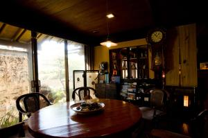 A restaurant or other place to eat at Kunisaki