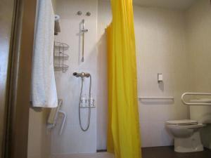 Un baño de Hostal El Estudio