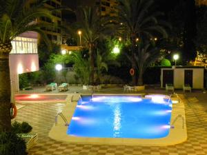 The swimming pool at or near Hotel Joya