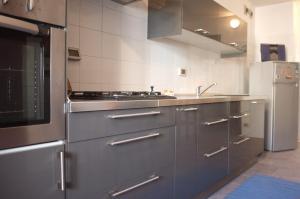 Cucina o angolo cottura di Filippo's Holiday House