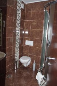 Kúpeľňa v ubytovaní Hotel Octagon