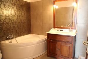 Ванная комната в Villa Melina
