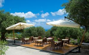 A restaurant or other place to eat at Hotel Orsa Maggiore