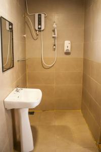 A bathroom at The Barat Perhentian