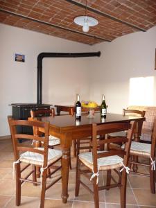 Ristorante o altro punto ristoro di Cascina Monsignore Azienda Agrituristica
