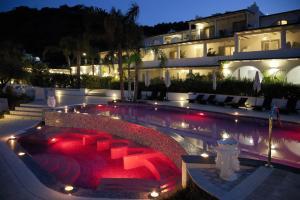 Piscina di Hotel Mea - Aeolian Charme o nelle vicinanze