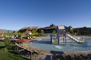 The swimming pool at or near The Lodge at Flying Horse