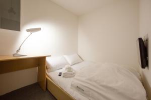 3S格好青旅&甜蜜館房間的床