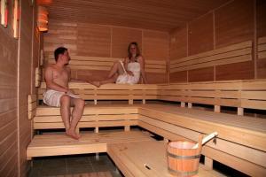 Hostia v ubytovaní Beskydsky Hotel Relax