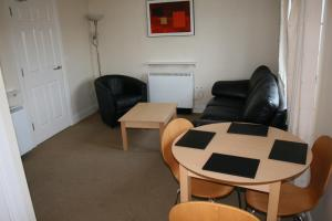 A seating area at Ballyraine Self Catering