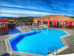 Πισίνα στο ή κοντά στο Paradiso Aparthotel