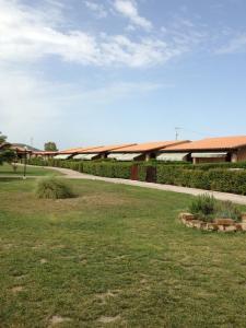 Giardino di Residence Cernaia