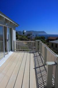 Ein Balkon oder eine Terrasse in der Unterkunft The Flying Penguin