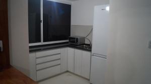 A kitchen or kitchenette at Technologic Apart