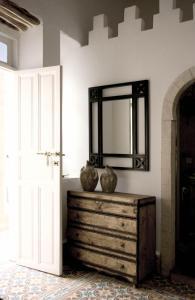 A bathroom at Riad Malaïka