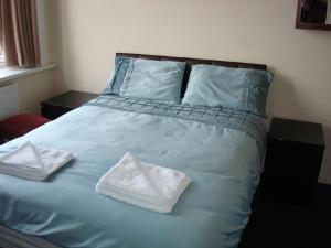 フォレスト ゲート ホテルにあるベッド
