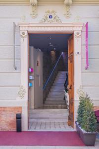 Fachada o entrada de Alcazaba Premium Hostel
