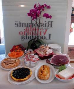 Colazione disponibile per gli ospiti di Locanda Da Vittorio
