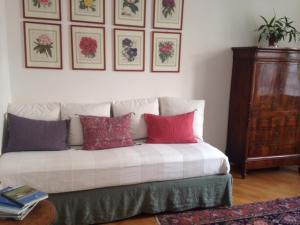 A bed or beds in a room at NTB Roma