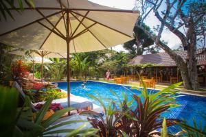 The swimming pool at or near La Mer Resort