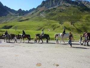 Équitation au sein de l'appart'hôtel ou à proximité