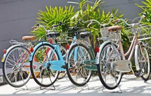 Biking at or in the surroundings of AIRY Suvarnabhumi Hotel