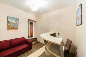 Гостиная зона в All Dreams Rooms