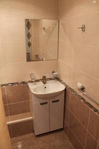 A bathroom at Verba