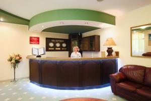 Лобби или стойка регистрации в Отель «Рест-Мацеста»