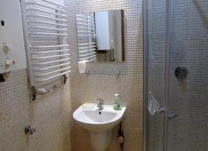 Łazienka w obiekcie Apartament Ogarna