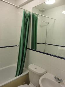 A bathroom at City View Hotel