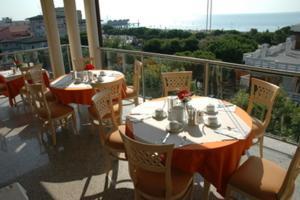 Restaurace v ubytování Hotel Villa Doimo