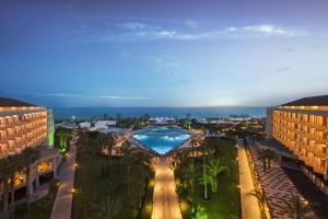 A view of the pool at Kaya Belek or nearby