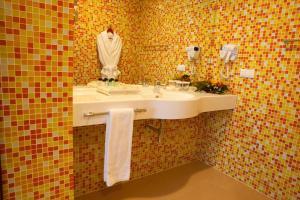 Ванная комната в Дом Отель Классик
