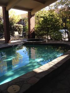 The swimming pool at or near Comfort Inn & Suites Sombrero