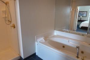 A bathroom at Inn at Mountainview