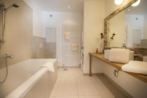 A bathroom at Haus Wasmer by AlpenTravel