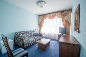 Гостиная зона в Гостиница Татарстан Казань