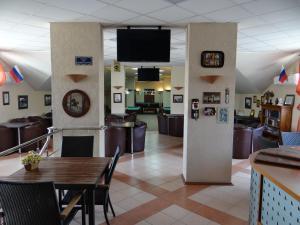 Ресторан / где поесть в Отель Маяк
