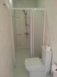 A bathroom at Sahan Tas Konak Hotel
