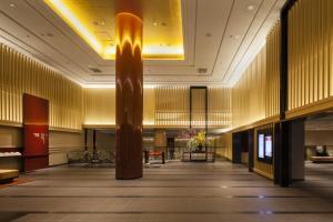 京都 東急ホテルのロビーまたはフロント